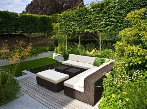 10 claves para la decoración de jardines modernos