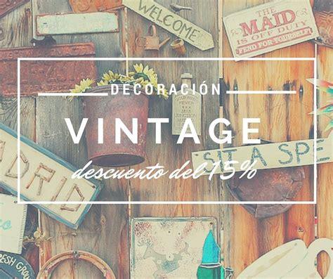 10 complementos vintage de decoración para tu hogar ¡con ...