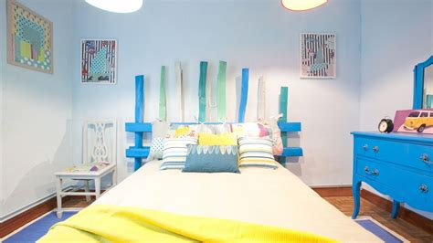 10 dormitorios coloridos de Decogarden