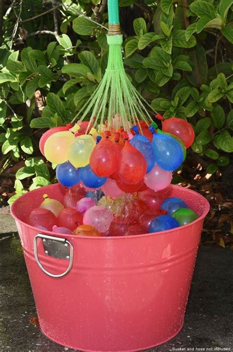 10 Fun Water Balloon Ideas   Red Ted Art s Blog