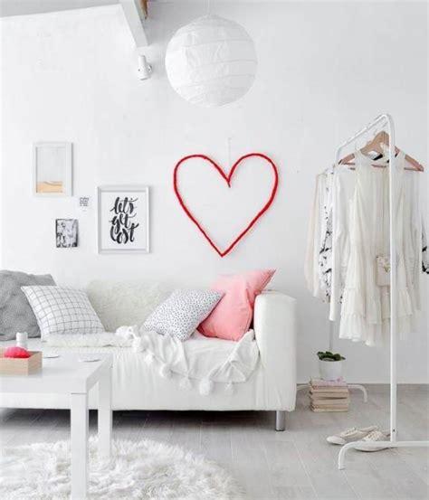 10 ideas diy para decorar tu habitación para San Valentín ...