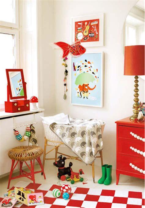 10 ideas para decorar la habitación del bebé   Pequeocio