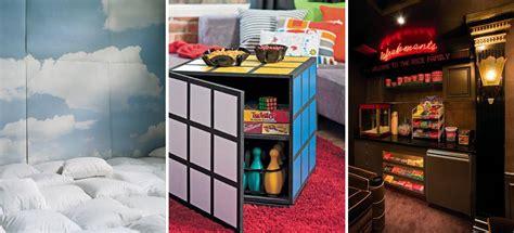 10 Ideas para decorar tu cuarto de televisión