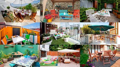 10 ideas para decorar una terraza   Hogarmania