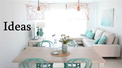 10 Ideas para salones pequeños   Como decorar con poco ...