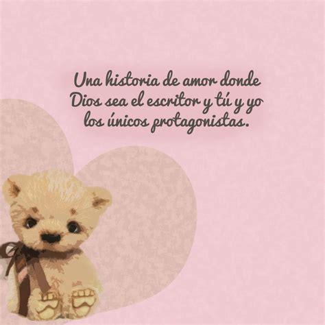 10 Imágenes de ositos de amor con frases tiernas