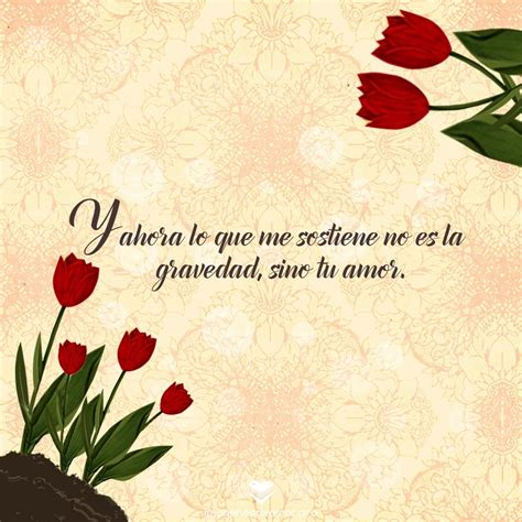 10 Imágenes de rosas con frases románticas para tu amor