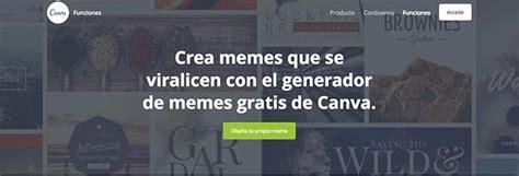 10 mejores generadores de memes online Crea un meme paso a ...