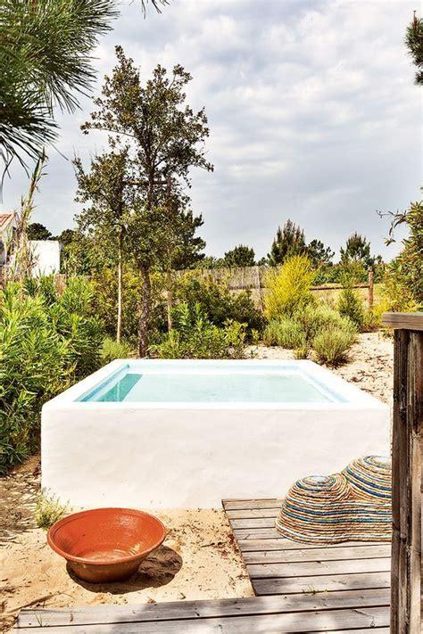 10 mini piscinas para jardines y terrazas pequeñas | El ...