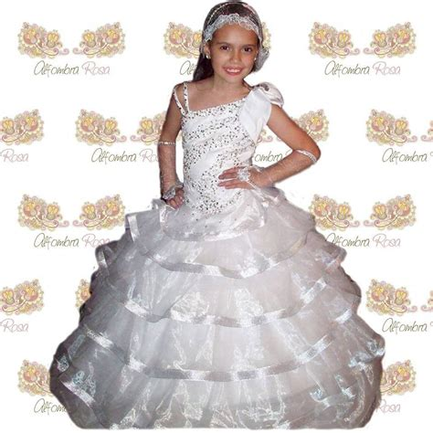 10 nuevos vestidos de primera comunión bonitos | Vestidos ...