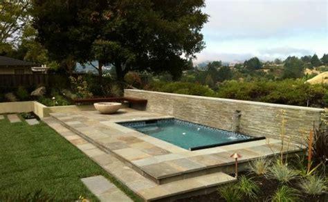10 piscinas para jardines pequeños   pisos Al día   pisos.com