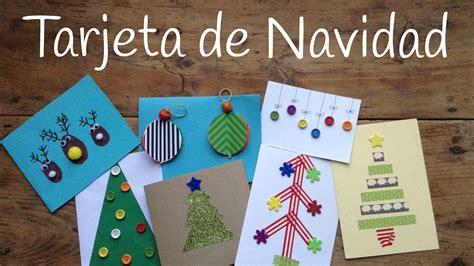 10 tarjetas de Navidad originales para niños ...
