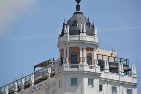 10 Terrazas chulas en el cielo de Madrid - Mirador Madrid
