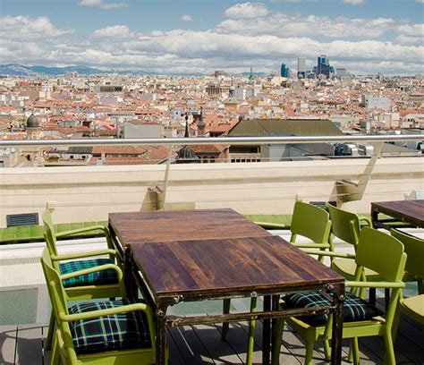 10 terrazas de Madrid para estrenar la temporada | La Gulateca