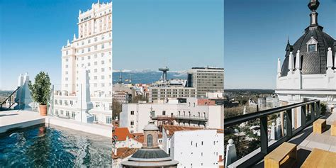 10 Terrazas imprescindibles en Madrid | Plan Madrid