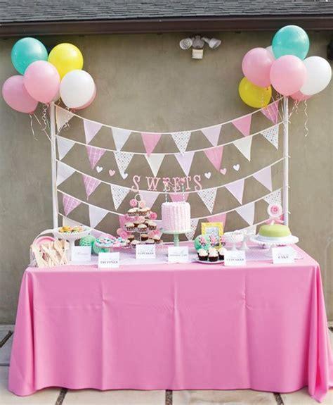 10 tips de decoración de cumpleaños infantiles