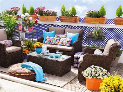 10 trucos para decorar la terraza o balcón