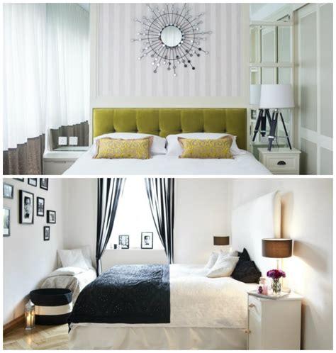 10 Trucos Para Dormitorios Pequeños Decoracion De ...
