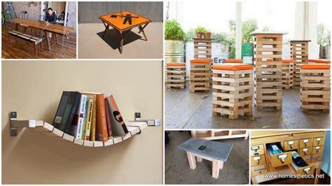 10 Useful and Creative DIY Interior Furniture Ideas for ...