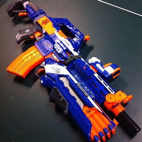 1000+ ideas about Big Nerf Guns on Pinterest | Cool Nerf ...