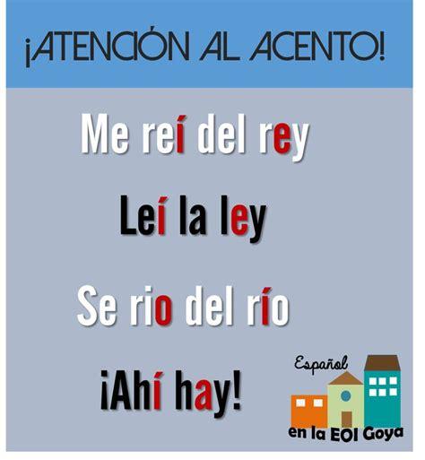 1000+ images about ACENTOS en Pinterest | Español, Dado y ...