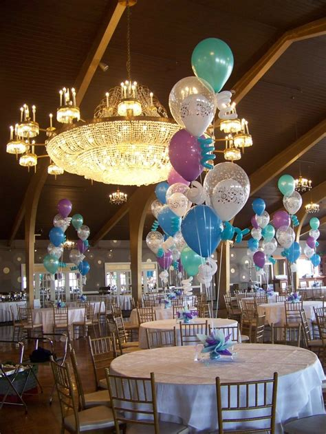 1000+ images about Balloon centerpieces on Pinterest