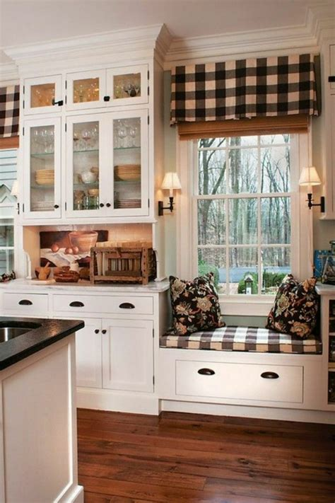 1001 + ideas de cortinas de cocina encantadoras en ...