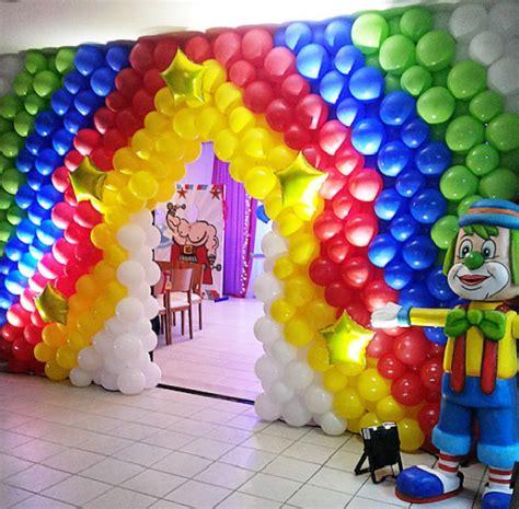 101 fiestas: Decora la entrada con globos para tu fiesta ...