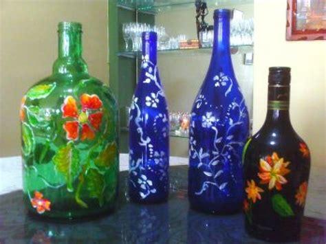 11 nuevas manualidades de reciclaje en vidrio ...