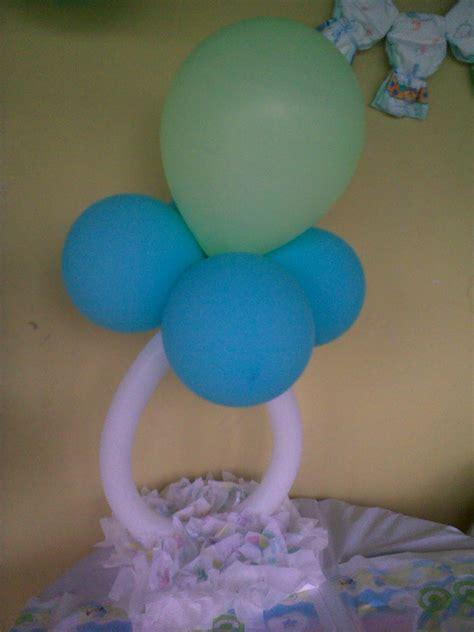 11 Nuevos recuerdos para baby shower con globos ...