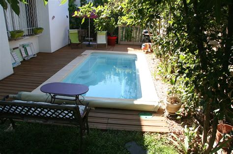 11 Piscinas pequeñas para jardines pequeños | Piscinas Mon ...