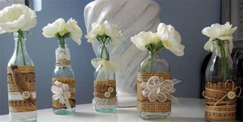 12 ideas para decorar botellas de cristal   pisos Al día ...
