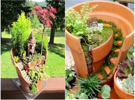 13 mini jardines originales para una primavera diferente