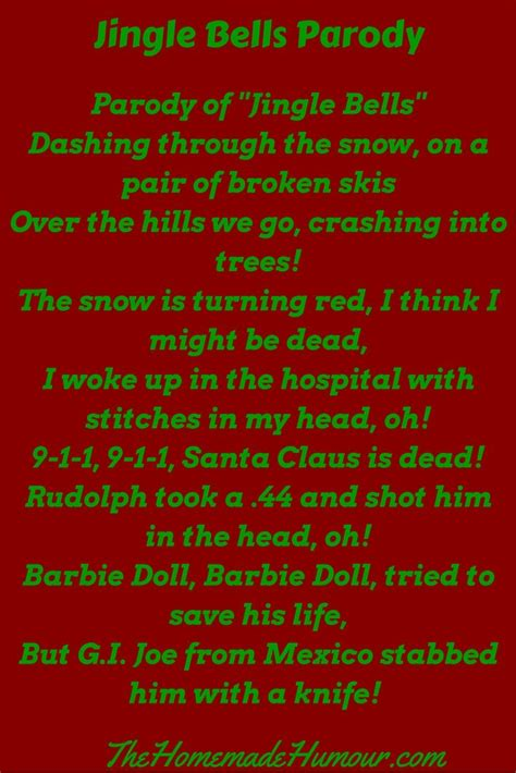 14 best MUSIC CHRISTMAS SONG PARODIES images on Pinterest ...