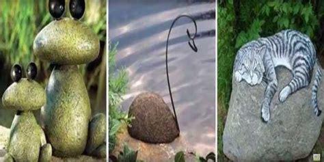 16 hermosas ideas para decorar tu jardín con piedras | Upsocl