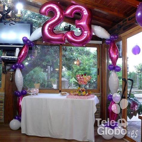 17 Best images about Decoraciones con globos para ...