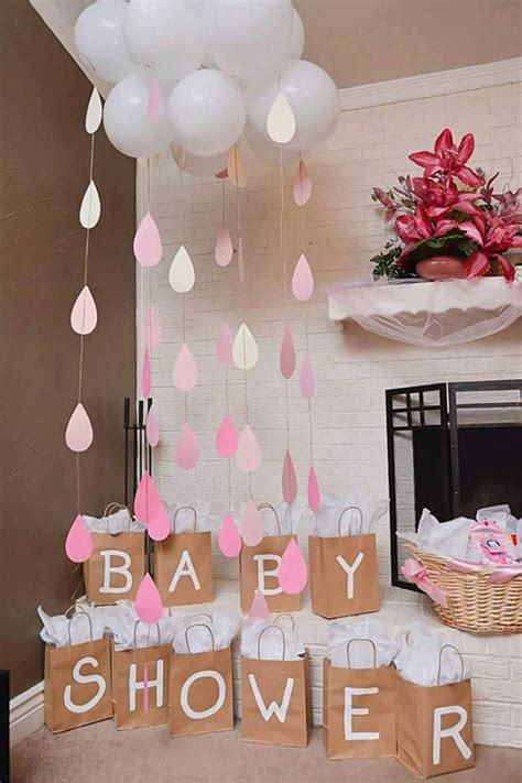 17 ideas para decorar una fiesta baby shower con globos ...