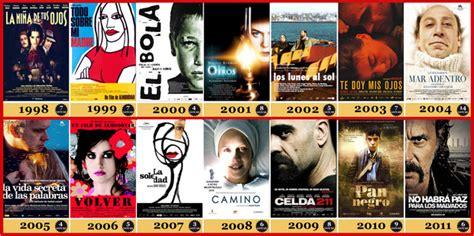 1998 2011 Los Goyas a la Mejor Película Blu ray