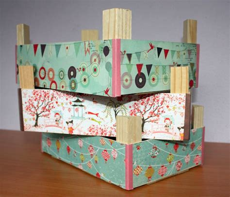 2 Formas de reciclar cajas de fresas.