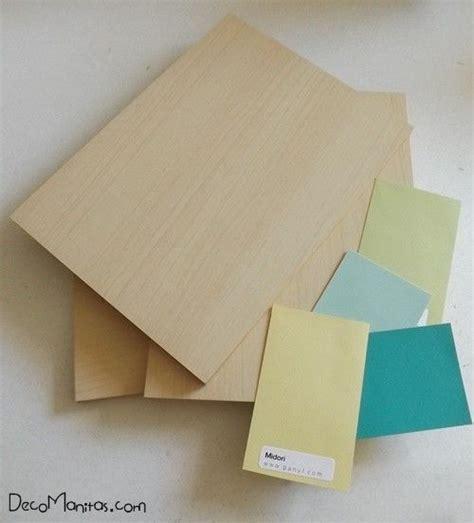 2 manualidades para decorar paredes con tablas de madera ...
