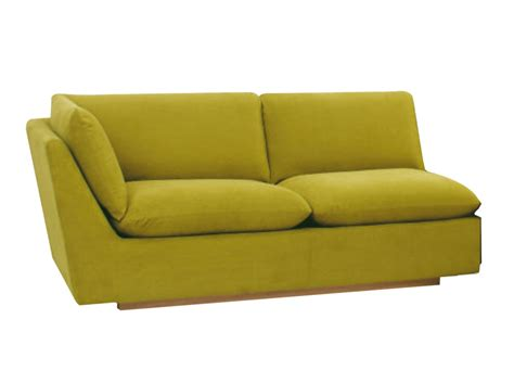 2 Seater Corner Sofa Small Holl 2 Seat Chaise Double Sofa ...