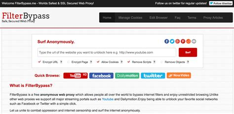 20 Best YouTube Proxy Sites to Unblock YouTube