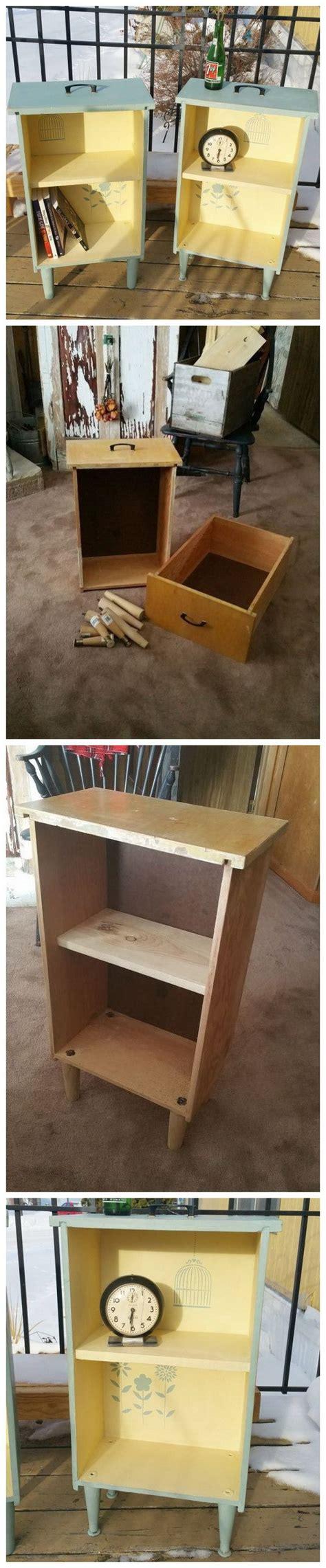 20 DIY Ideas to Reuse Old Furniture   Diy & Crafts Ideas ...