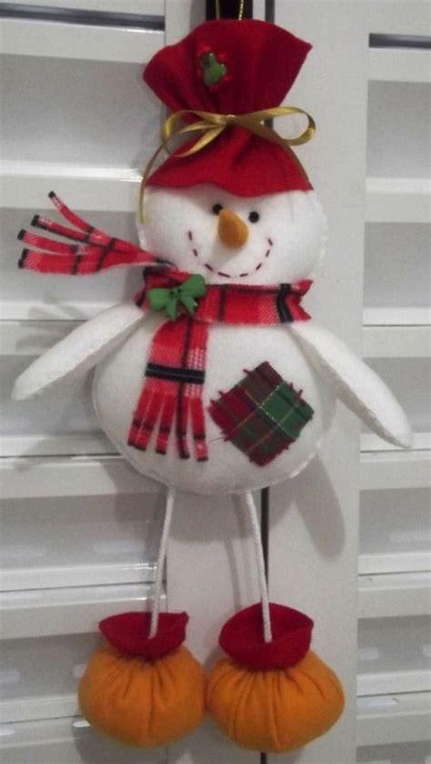 20 ideas de manualidades de Navidad con fieltro ...
