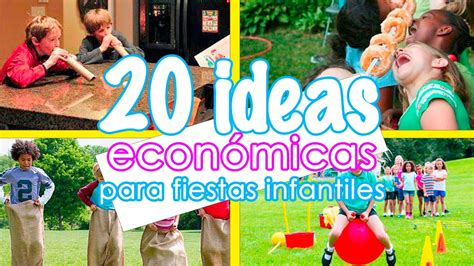 20 ideas fáciles y económicas para entretener a niños en ...