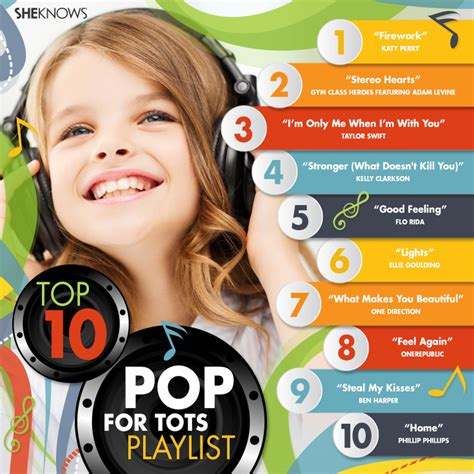 20 pop songs for kids that don t involve sex, drugs or ...