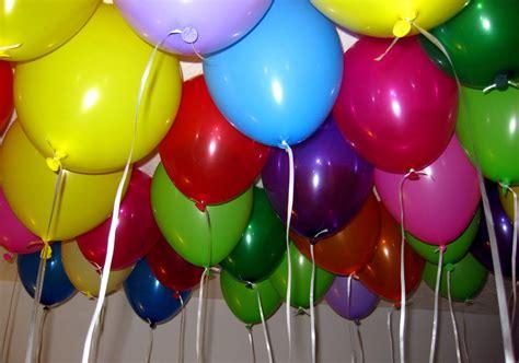 20 Wonderful Birthday Balloons
