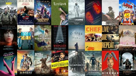 2015 top 10 best movies