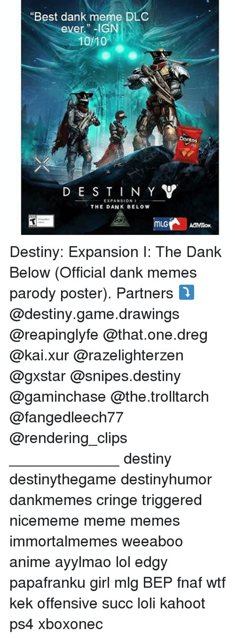 25+ Best Memes About Destiny Expansion | Destiny Expansion ...