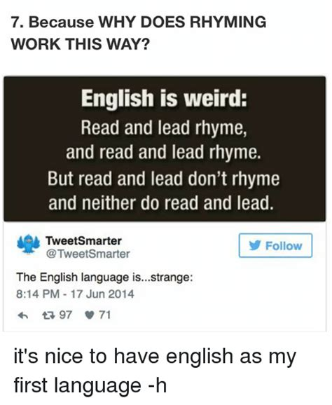 25+ Best Memes About English Language | English Language Memes